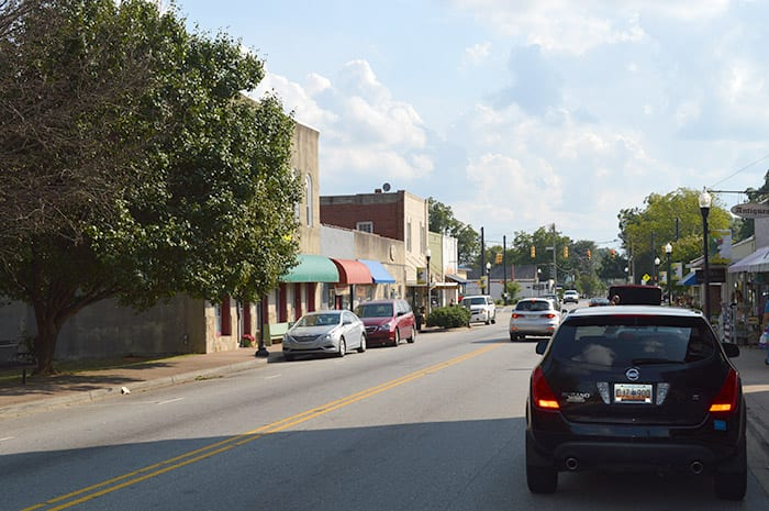 Town of Cowpens SC | downtown