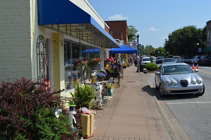 Town of Cowpens SC | Cowpens restaurants